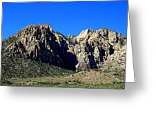 Red Rock Canyon 60 Greeting Card