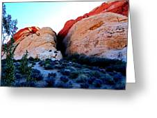 Red Rock Canyon 9 Greeting Card