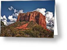 Red Rock Country Sedona Az Greeting Card