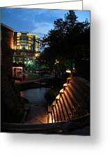 Reedy River View 6 Greeting Card