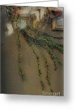 Reflecting On Beads Greeting Card