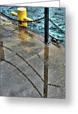 Reflections After The Rain Greeting Card