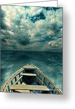 Reflections On The Sea Greeting Card