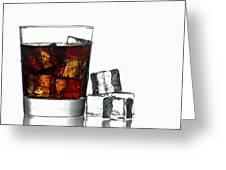 Refreshment Greeting Card