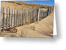 Rehoboth Beach Greeting Card by JC Findley