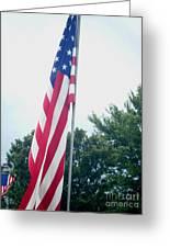 Remembering 9-11 Greeting Card