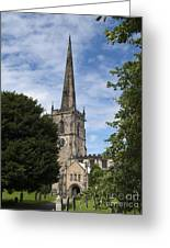 Repton Church Greeting Card