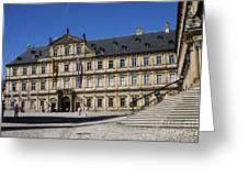 Residence Place - Bamberg Greeting Card