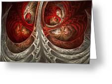 Respiratory Greeting Card