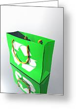 Reusable Shopping Bag, Artwork Greeting Card
