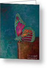 Reve De Papillon - S04bt02 Greeting Card