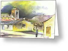 Ribera Del Duero In Spain 05 Greeting Card