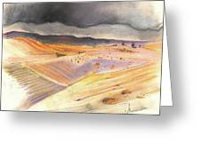 Ribera Del Duero In Spain 08 Greeting Card