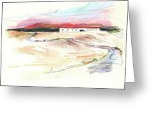 Ribera Del Duero In Spain 09 Greeting Card