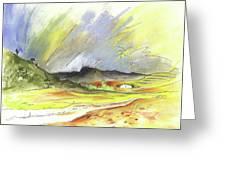 Ribera Del Duero In Spain 10 Greeting Card