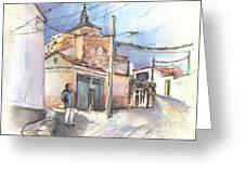 Ribera Del Duero In Spain 12 Greeting Card