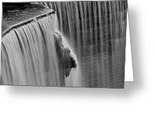 Rideau Falls Greeting Card