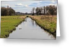 Ridgefield Reserve Landscape Greeting Card