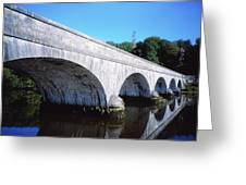 River Blackwater, Cappoquin, Co Greeting Card