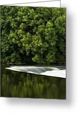River Boyne, County Meath, Ireland Greeting Card