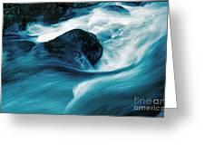 River Lynn Greeting Card