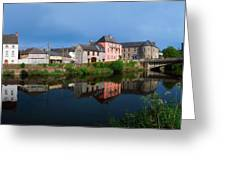 River Nore, Kilkenny, County Kilkenny Greeting Card