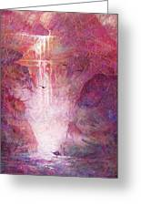 River Of Life Greeting Card