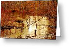 River Russel Greeting Card