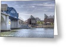 Riverfront Greeting Card