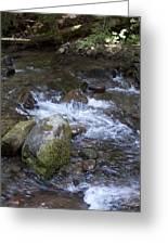 Rivers-streams-creeks - 0038 Greeting Card