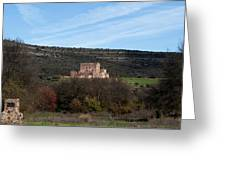 Roadside Castle Greeting Card
