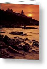 Roches Point, Whitegate, Cork Harbour Greeting Card