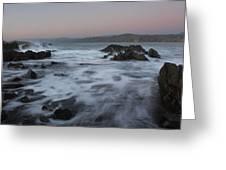 Rock Flow Greeting Card
