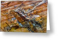 Rock.1244 Greeting Card