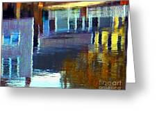 Rockport Reflections Greeting Card
