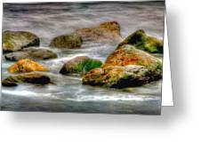 Rocky Front Greeting Card