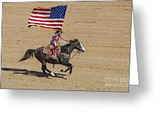 Rodeo Colors - A Greeting Card
