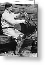 Roger Bresnahan (1879-1944) Greeting Card