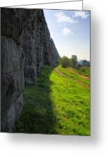 Roman Aqueducts Greeting Card