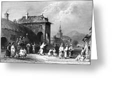 Romania: Wedding Greeting Card
