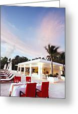 Romantic Place Greeting Card