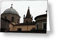 Rome Church Greeting Card