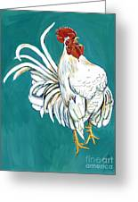 Rooster Call Greeting Card