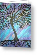 Roots To A New Beginning Greeting Card