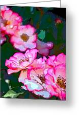 Rose 130 Greeting Card by Pamela Cooper