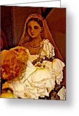 Rose Bride Greeting Card