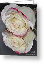 Rose Reflection Greeting Card