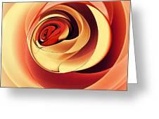 Rose Series - Pink Greeting Card