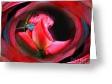 Rosebud Energies Greeting Card