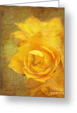 Roses For Remembrance Greeting Card